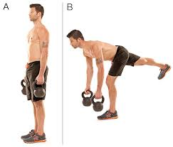 SLB - Hip hinge with weight
